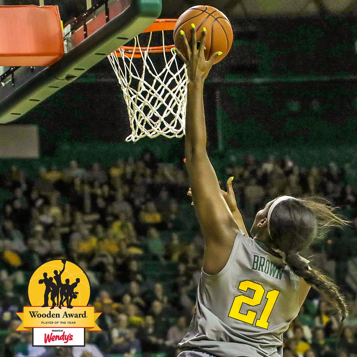 Baylor Lady Bears On Twitter Brown Cox Named To Late Season Top