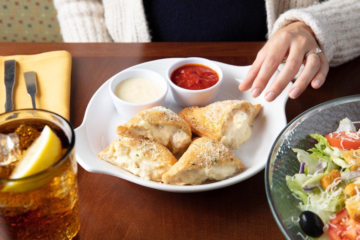 Olive garden on twitter how do you improve chicken - Olive garden chicken alfredo pizza ...