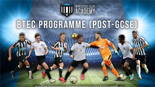 2 Weeks Today!! NEA Fulltime Football/BTEC programme trial event. 🛣Coachlane Campus 🗓19th February ⏰1-4pm Want develop as a player & maximise your potential? Be apart of programme with top class coaches, facilities & much more to offer? Signup below wearescl.co.uk/newcastle-elite