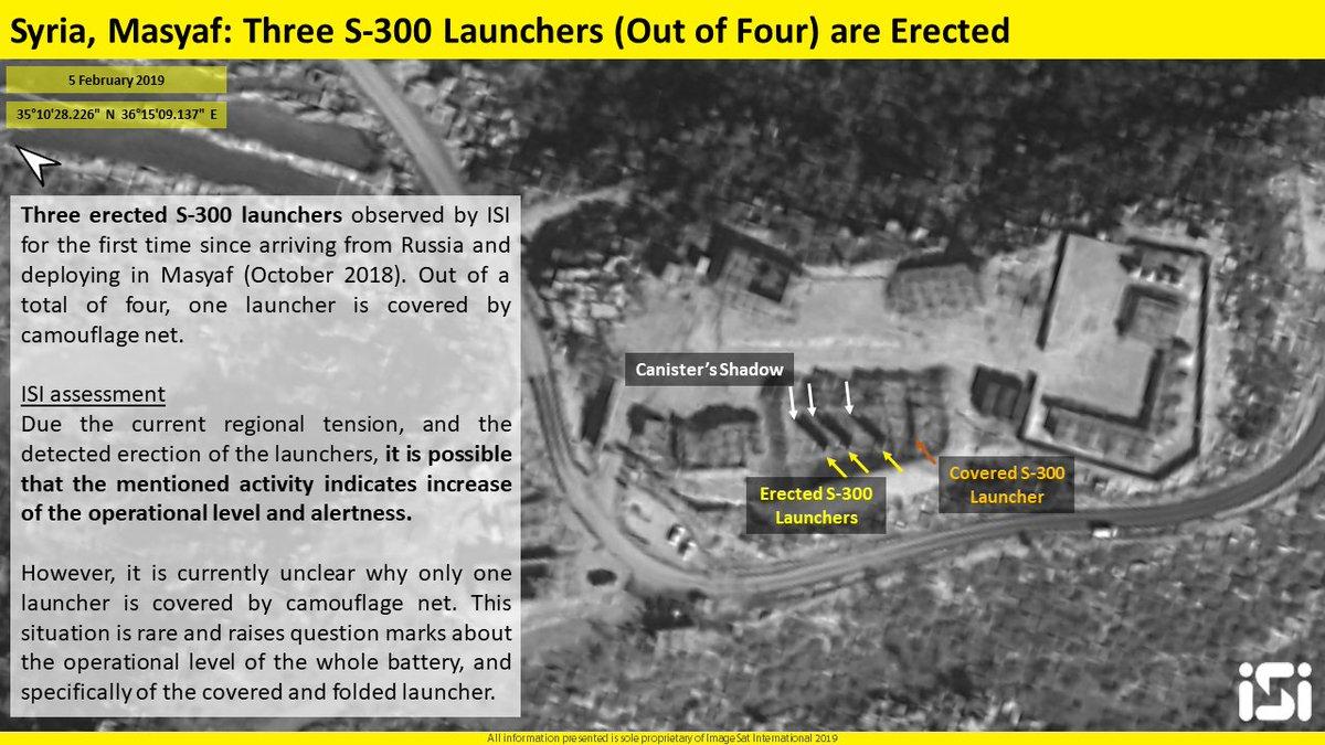 Satélite israelense capta mísseis S-300 russos supostamente prontos ... ec7d5d0cce
