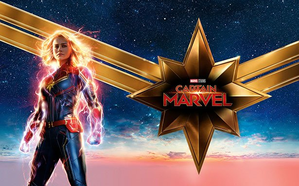Design Bolts On Twitter Captain Marvel Movie 2019 Wallpapers Hd