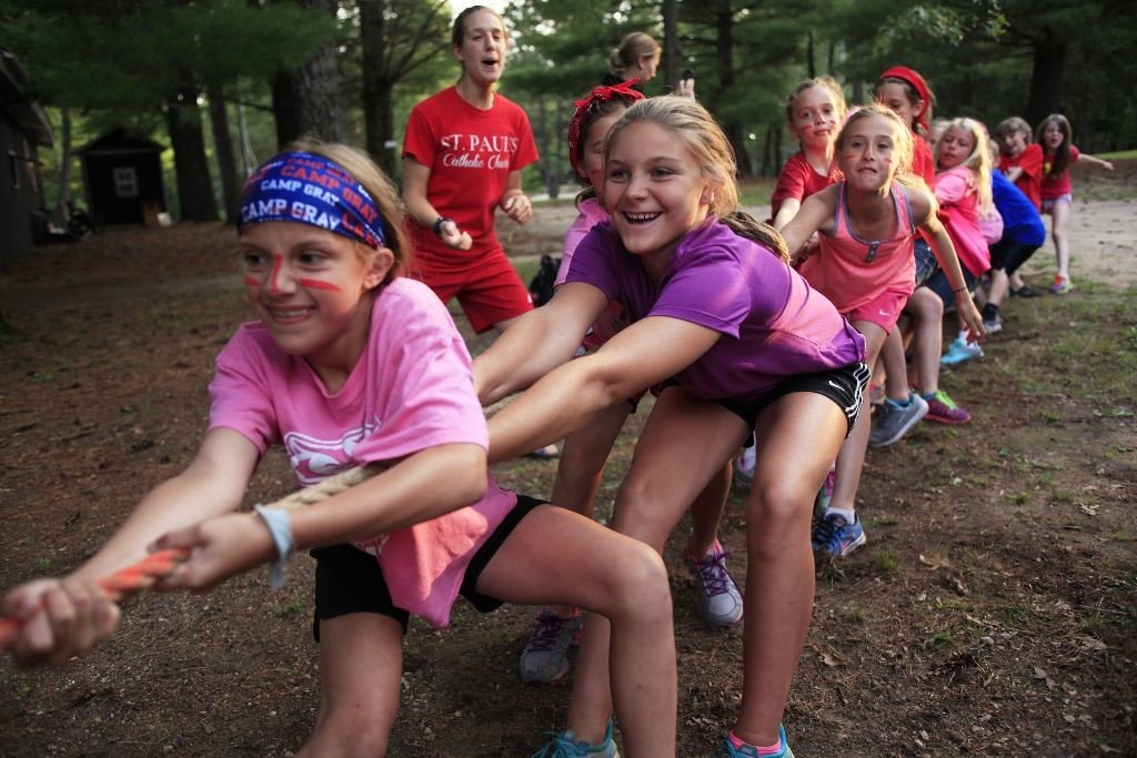 Early teen camp