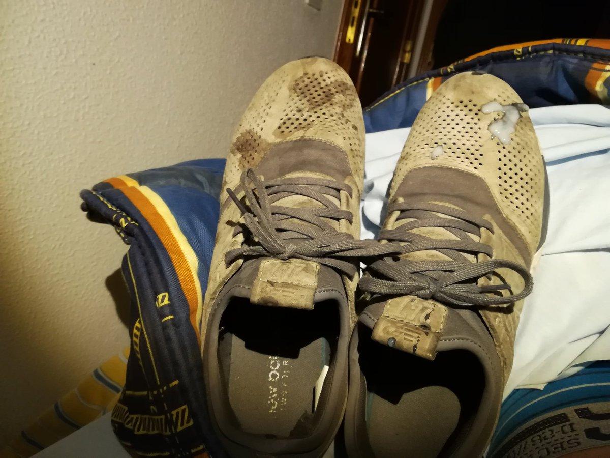 Sneaker Cumshot