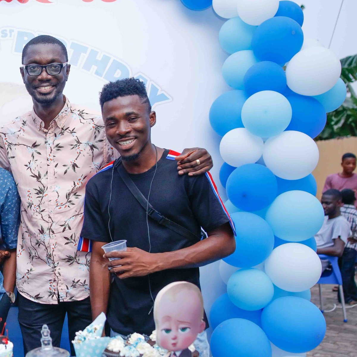 Today was a teary one for us at the office, as we received the sad news of the passing of our young brother and friend Ted. @ameyawtv and the entire team will miss your smile, the funny moments and your total awesomeness 💔😭😭😭😭 #rip
