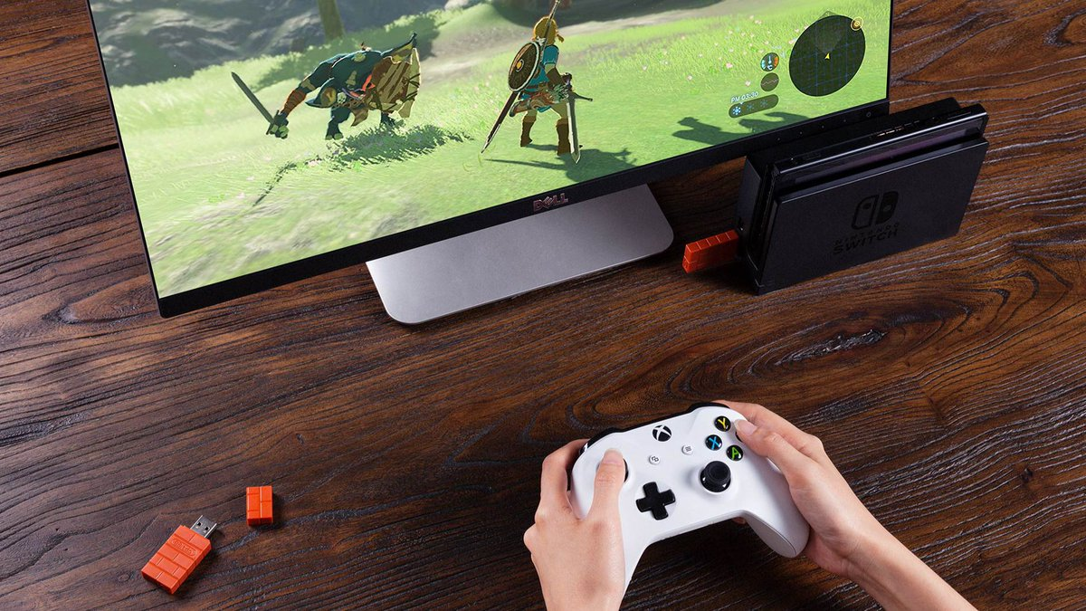 Xbox One gamepads are $20 off, and make for great Switch controllers, too