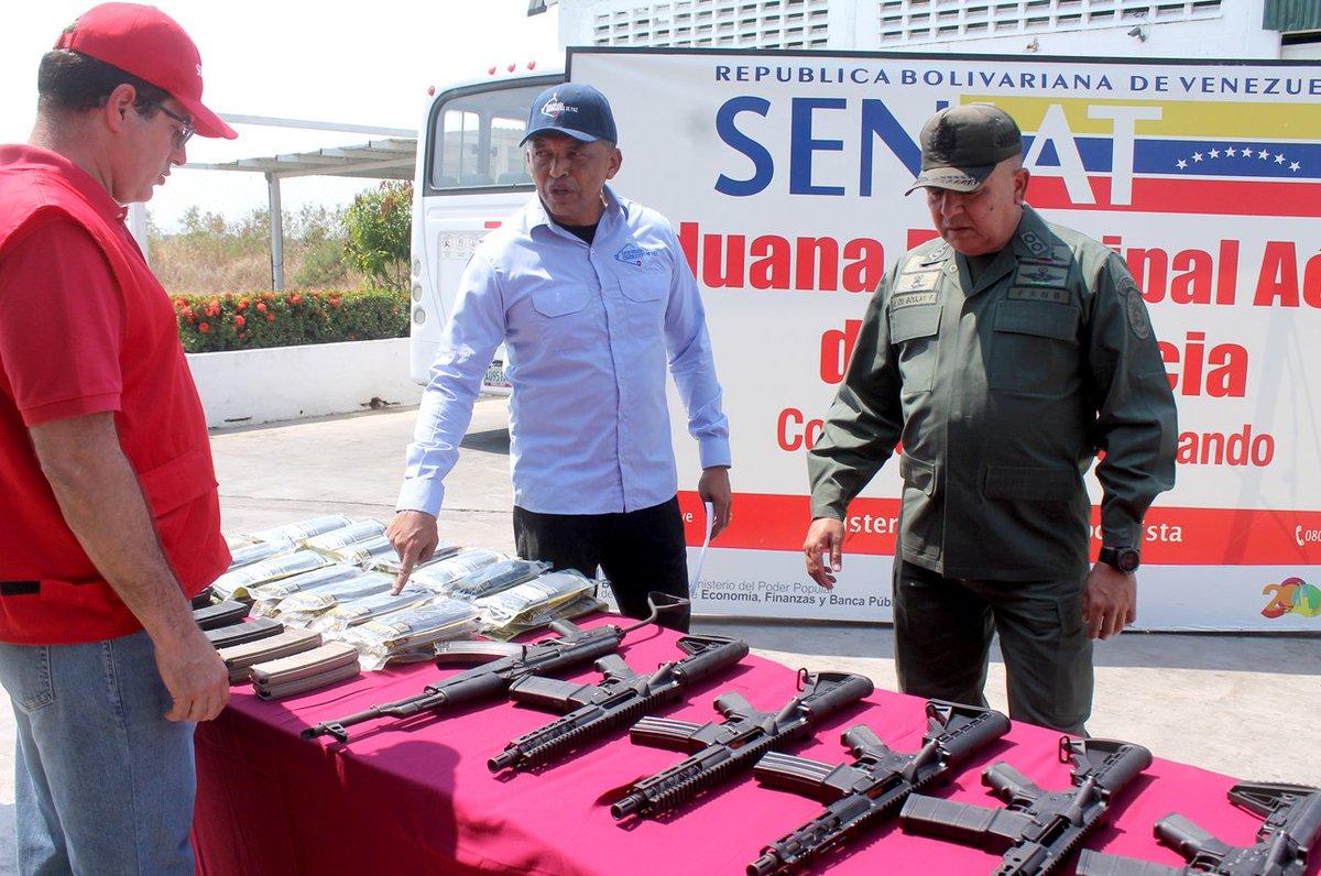 Maduro: Si algo me pasa, ¡retomen el poder y hagan una revolución más radical! - Página 6 DyqsdLxXcAYJEtd