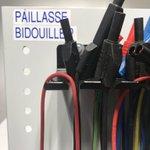 Image for the Tweet beginning: Visite avec @laurent_baly de @Electrolab_Fr