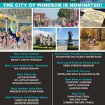 Image for the Tweet beginning: City of Windsor events and