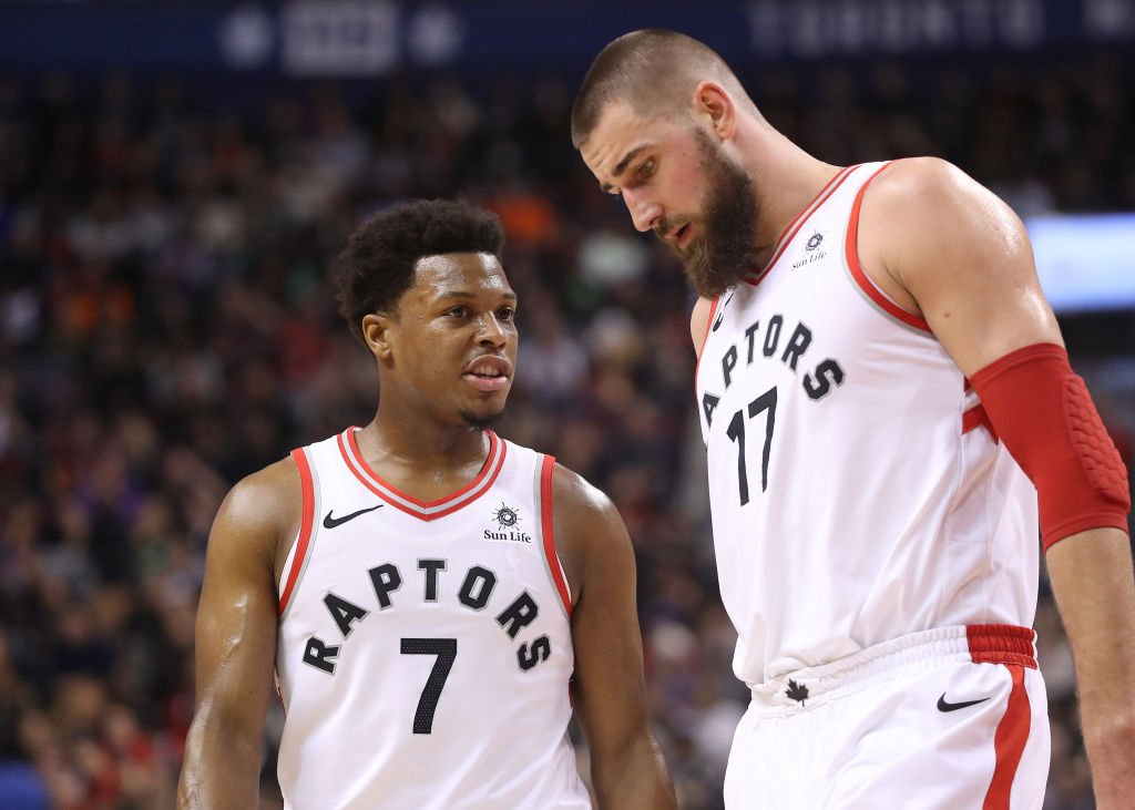 Grizzlies rejected Raptors offer of Kyle Lowry and Jonas Valanciunas for Mike Conley and Marc Gasol, per  @JakeLFischer