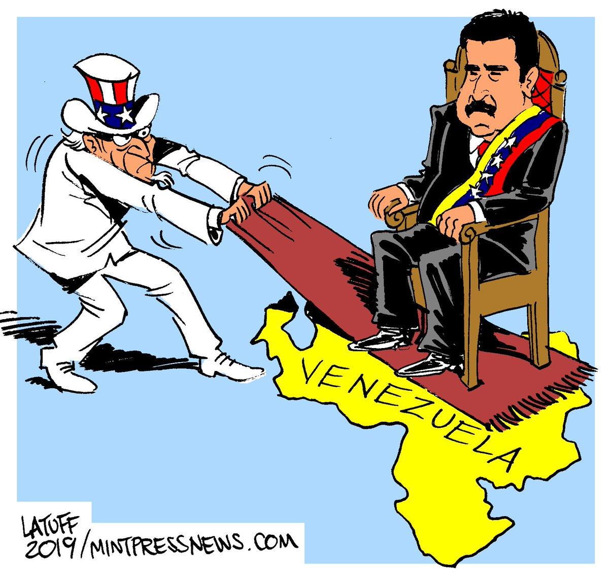 Венесуэла: Государственный переворот или конституционный переход?