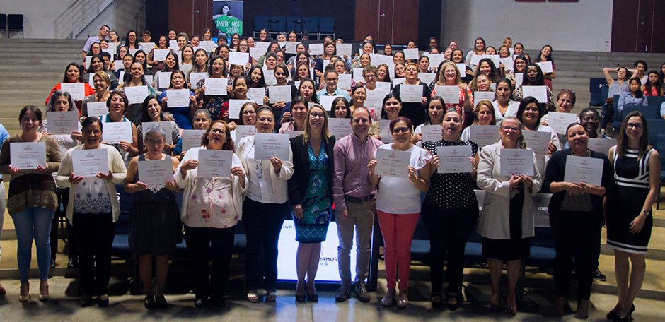 570 mujeres se animaron a ser parte de este proyecto que les cambiará la vida. Conocé todos los detalles en #EsteJourneyJuntos ❤️👉🏼http://spr.ly/6010ERbZq