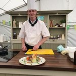 Image for the Tweet beginning: Our head chef Eddie O'Neill