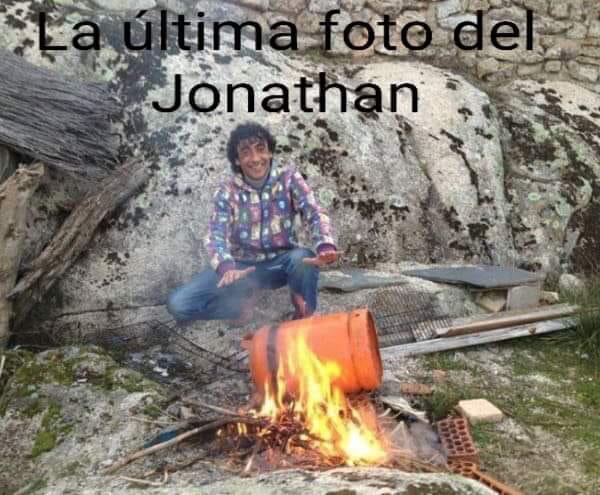 La última foto del Jonathan