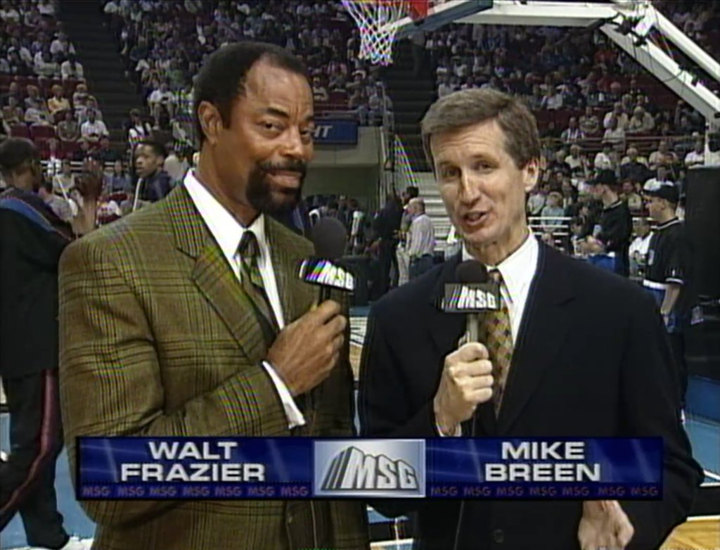20 years ago today, a dream team was formed.   Name a more iconic duo in the NBA. We'll wait.   #ClydeBreen20