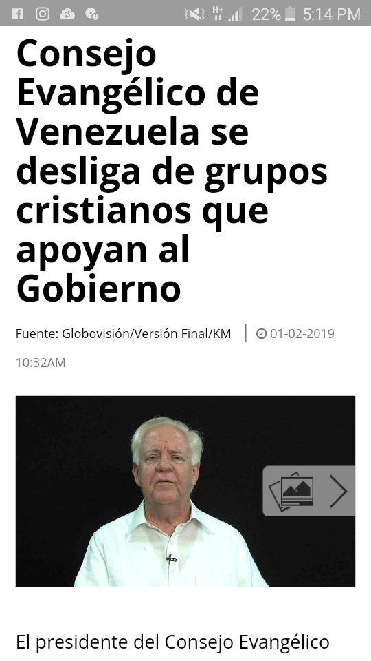 Maduro: Si algo me pasa, ¡retomen el poder y hagan una revolución más radical! - Página 6 DyrIUlpXgAIgM2J