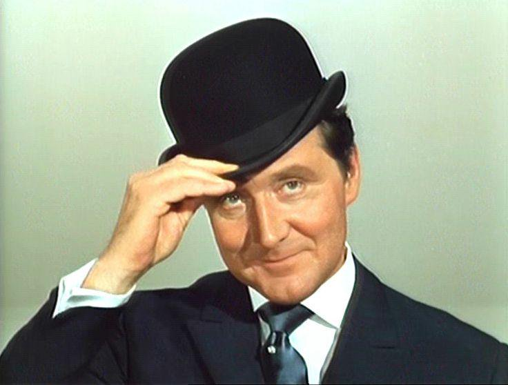 BTD - The one and only Patrick Macnee