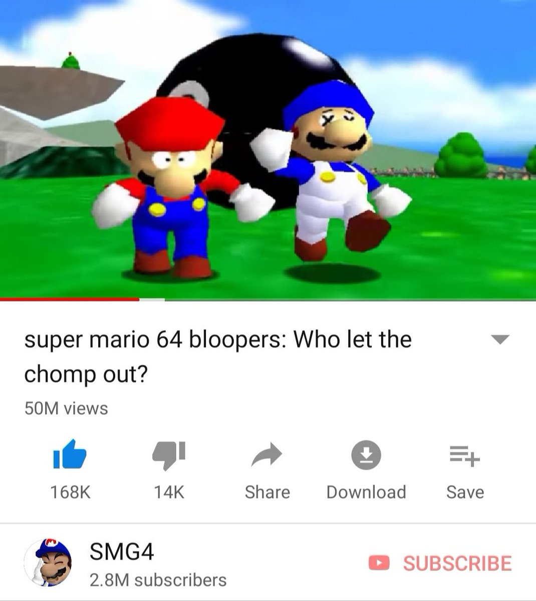 Super Mario 64 Bloopers Series 2 Charcathers Roblox Lt03 Lt03offical Twitter