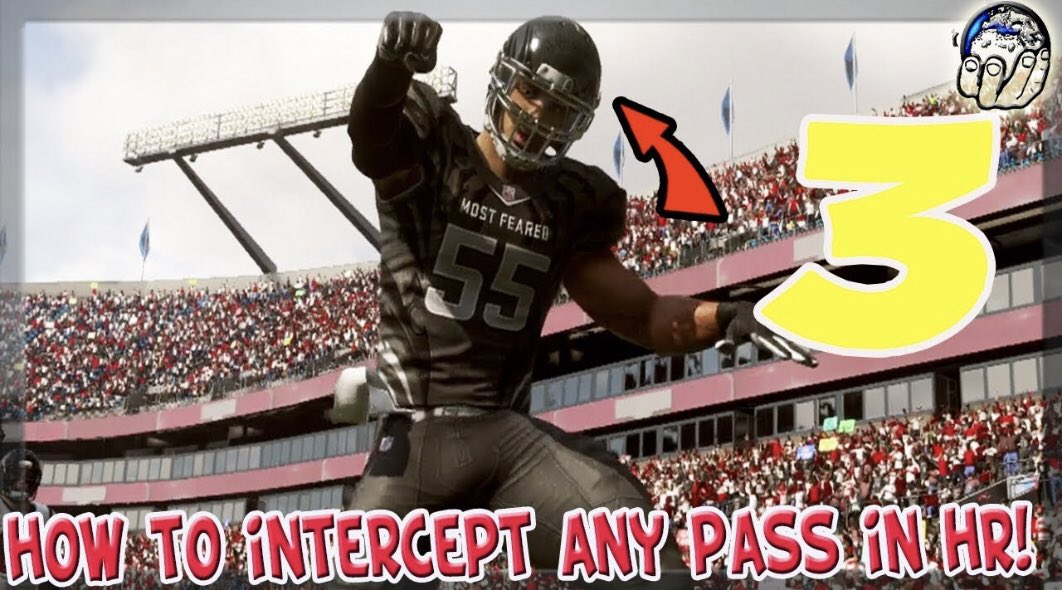 How To Intercept Any Pass In Madden 19 House Rules Mode