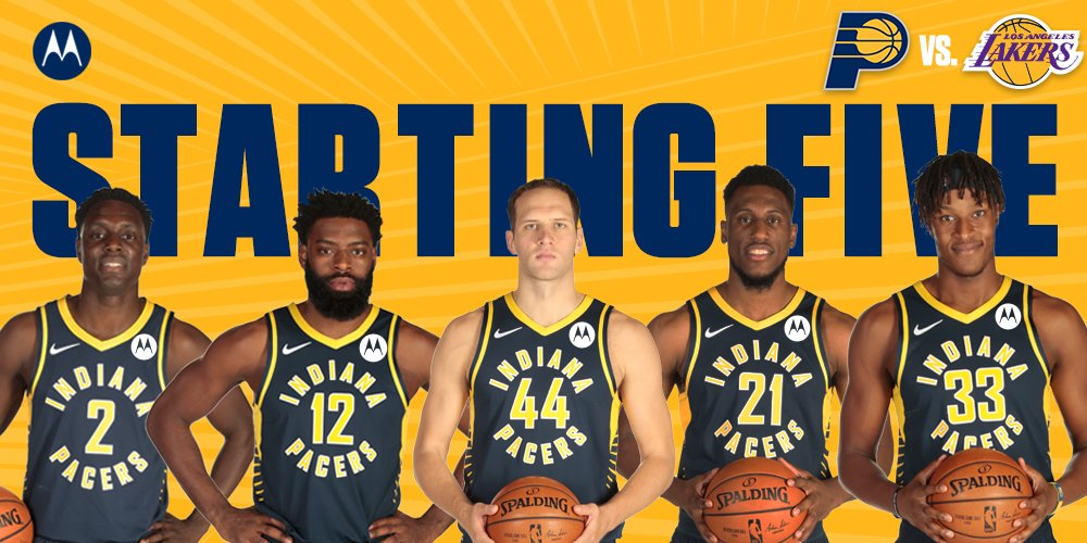 8f7344fe3 Indiana Pacers on Twitter