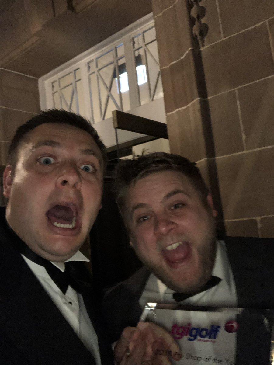 d5f2ad8d421 We only went and did it!!! Pro shop of the year- WOW!!!  HowleyGCpic.twitter .com 7aQtN1hdJG