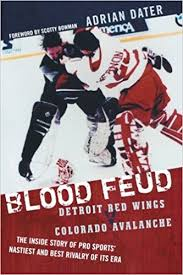Adrian Dater Is The Author of 11 Hockey Books.....This One's Still A Classic!