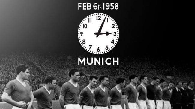 Football should have no colours when tragedies happen.   R.I.P Busby Babes.  @LFC @ManUtd
