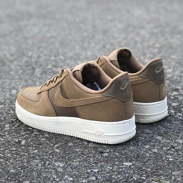 "hot sale online 02d19 8324d Spring 2019 Collection Mens Nike Air Force 1  07 ""Khaki"