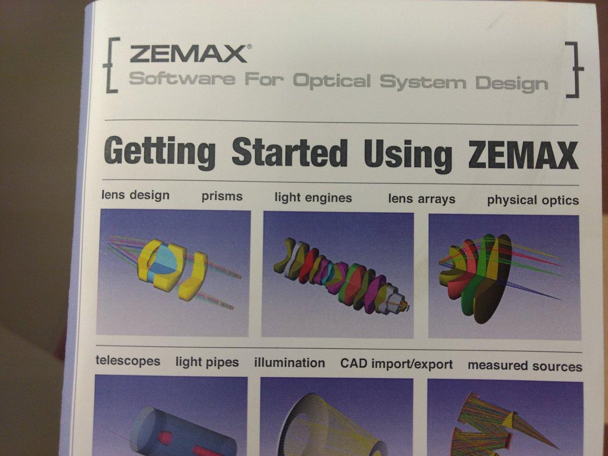 zemax hashtag on Twitter