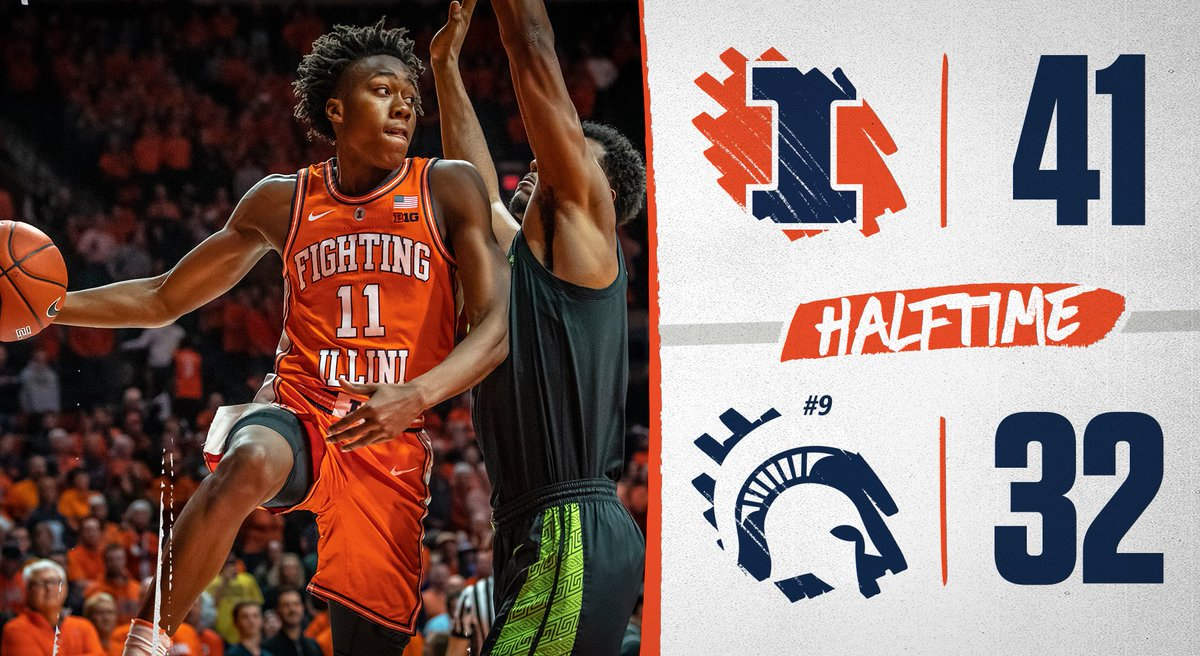 Orange is flyin'.  #Illini x #EveryDayGuys