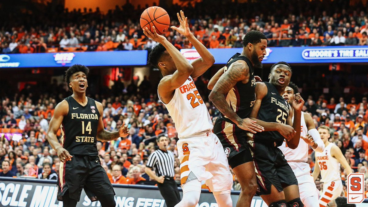 Syracuse back in the Dome tonight to face #22 FSU (preview & info)