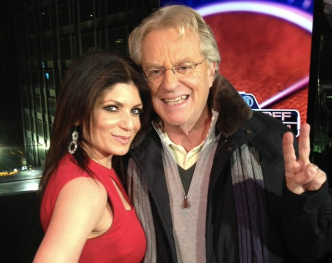 Happy birthday to one of my faves, Jerry Springer!