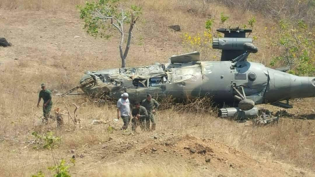Mil Mi-35M2 Caribe venezolano - Página 5 DysLu8HUcAA48zx