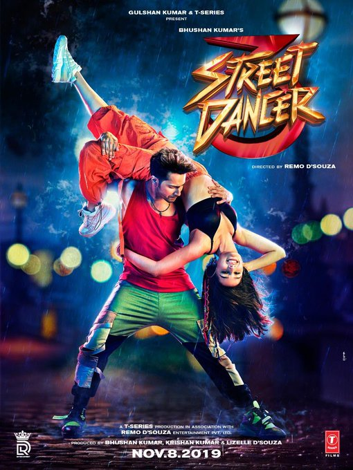 You can't mess with us.  All roads lead to #StreetDancer3D, this November 8th💃🕺  @streetdancer_  @Varun_dvn
