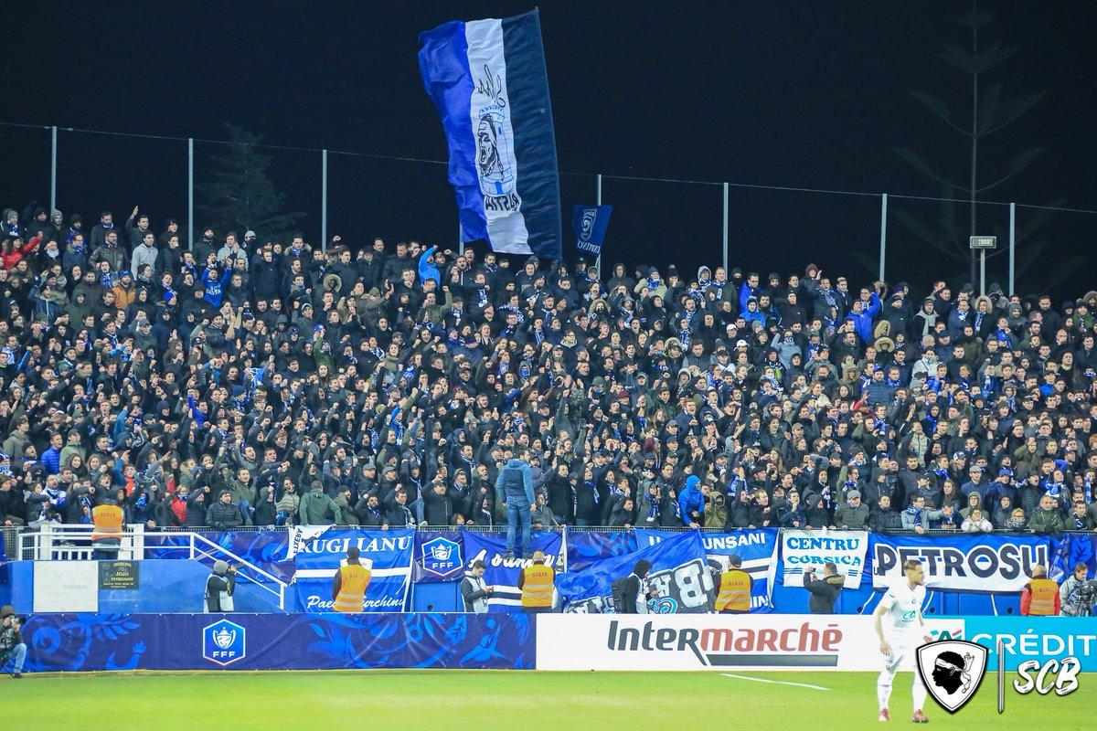 Le Sporting Club de Bastia renaît de ses cendres et entrevoit la lumière