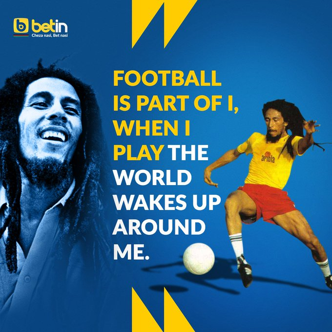 The G.O.A.T would have turned 74 years today!   Happy Birthday Bob Marley!