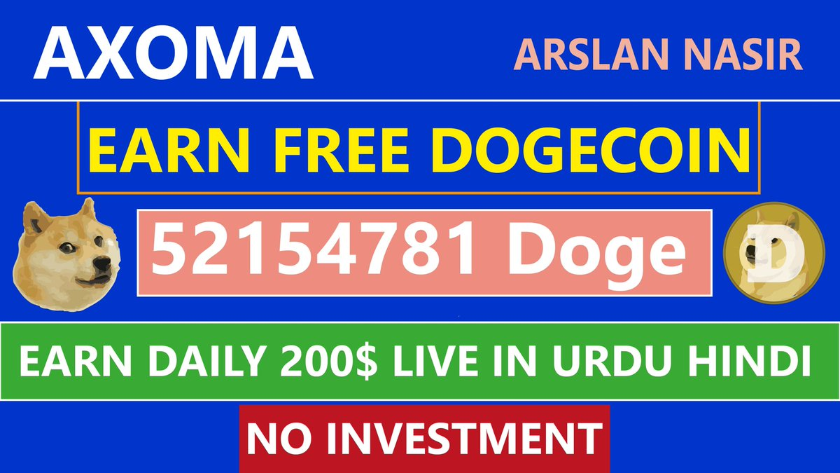 Free 100 Dogecoin