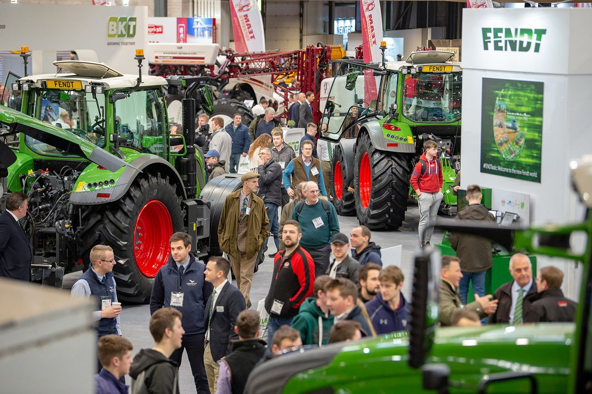 If you missed #LAMMA19, make sure to have a look at what was on show in our photo gallery! >> http://ow.ly/PQXk30nkS1s
