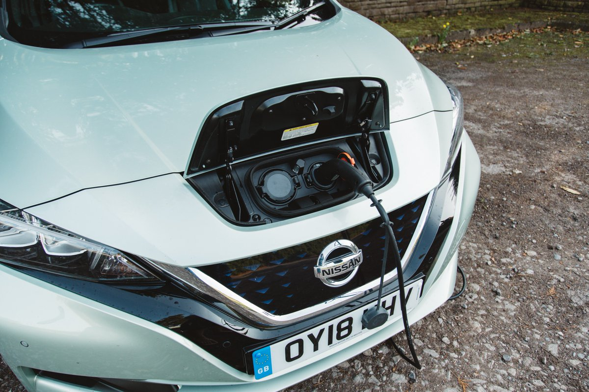 EV sales on the up as UK car market struggles - https://goo.gl/Uin6Aa