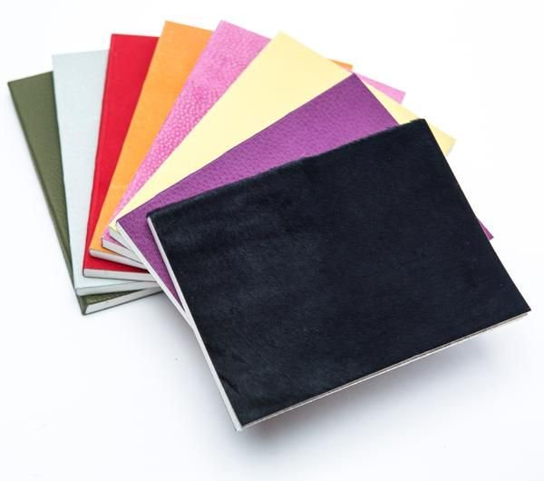 Handmade from our leather offcuts and perfectly handbag sized. All profits from our limited edition notebook collection go to UK charity @SmartWorksHQ http://bit.ly/2AYatI4 #ethicalfashion