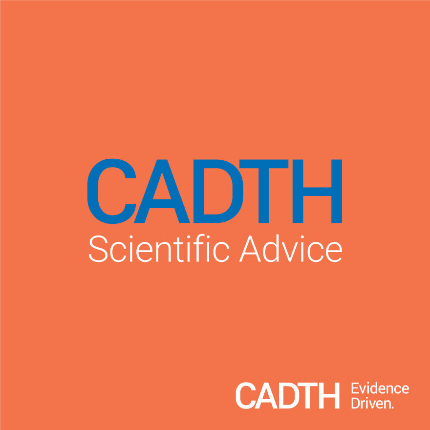 New Opportunity: Parallel Scientific Advice From CADTH and @NICEcomms. Participating pharmaceutical companies can now receive advice simultaneously from CADTH & NICE to facilitate evidence generation for the Canadian & English markets. Learn more -> https://www.cadth.ca/news/new-opportunity-parallel-scientific-advice-cadth-and-nice … #HTA