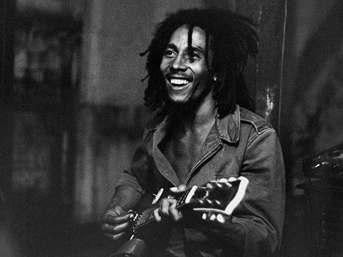 Happy Birthday to the legend, Bob Marley