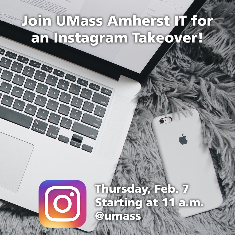 Umass Amherst On Twitter Have Questions For At Umassamherstit About