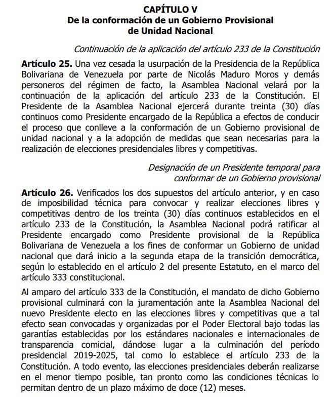 Maduro: Si algo me pasa, ¡retomen el poder y hagan una revolución más radical! - Página 6 Dyu9Kt3XgAAX73k