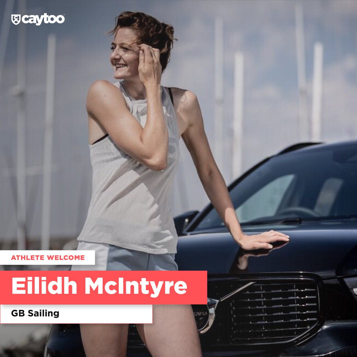 💥 Huge welcome to our latest athlete, @McintyreEilidh 💥  Eilidh joined up with @hannahmills1988 in 2017, going on to win and defend a World Series title and win Bronze at the World Championships!  Make the most of your talent with the #caytoocommunity at https://t.co/6Qz2JYMRzx https://t.co/NkfZQi2gGu