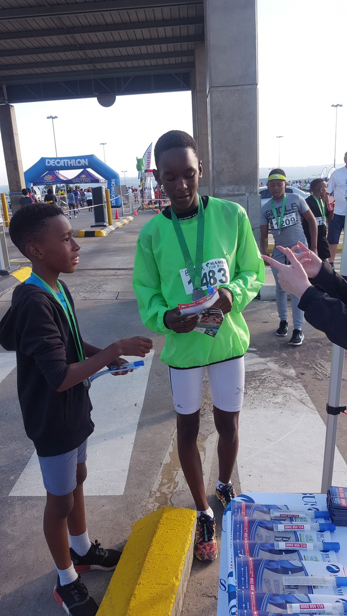 Bobbies Marathon in Pictures  Bobbies Marathon took place this past Sunday  at Greenstone Mall. It was supported by  Busamed Modderfontein Private  Hospital ... dafd37799c7a