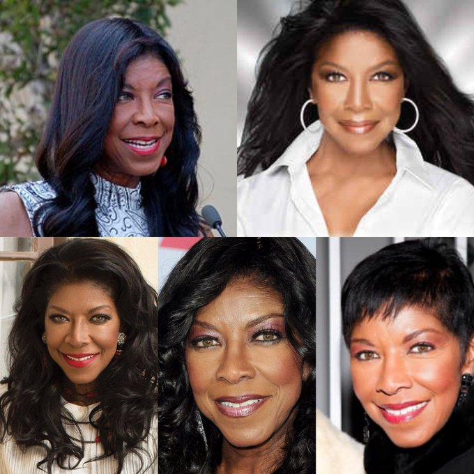 Happy 69 birthday to Natalie Cole up in heaven. May she Rest In Peace.