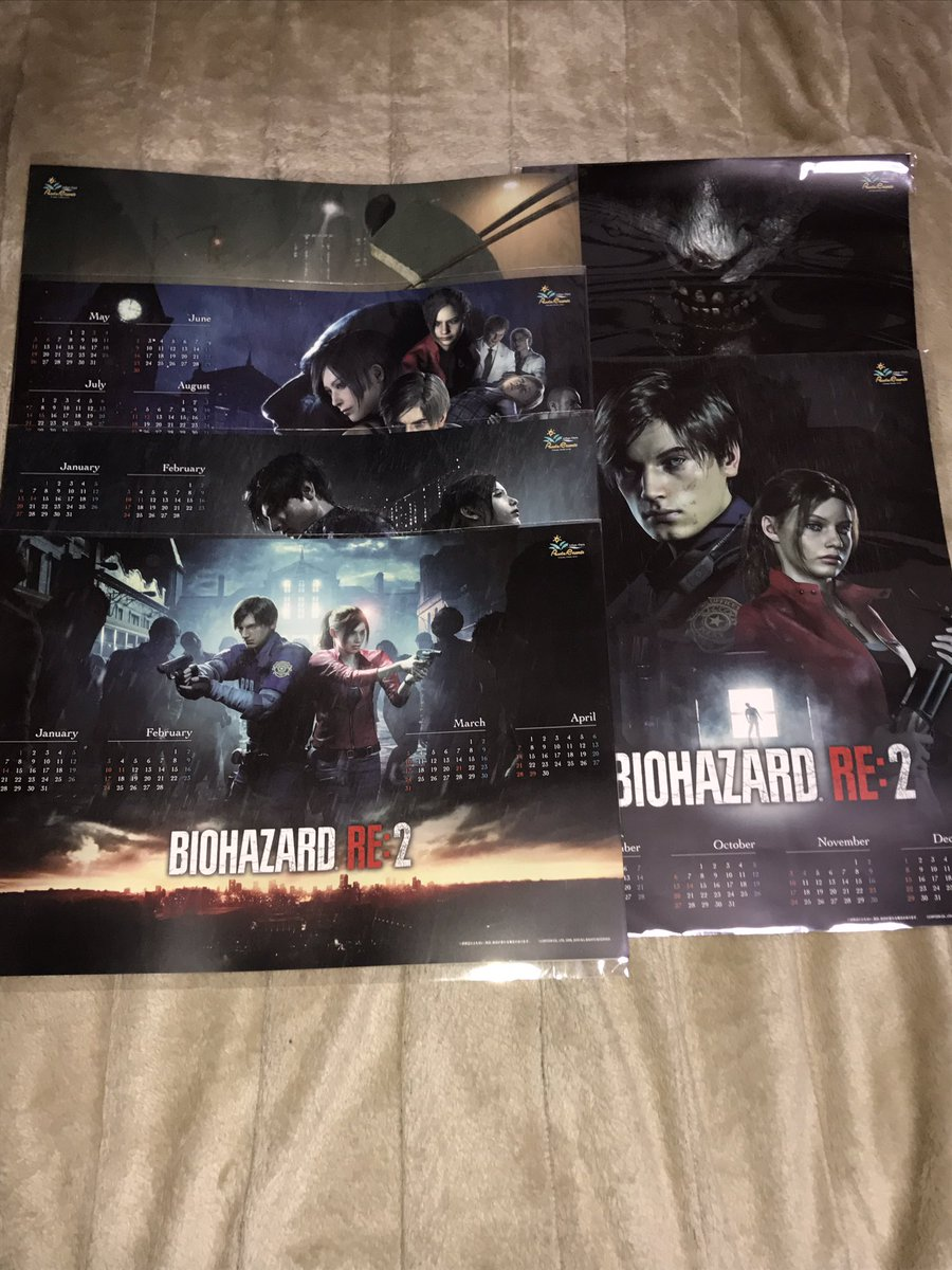 BIOHAZARD RE2 Z Versionに関する画像1