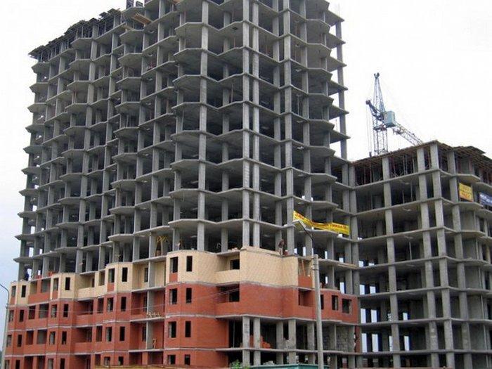 монолитное строительство высотных домов