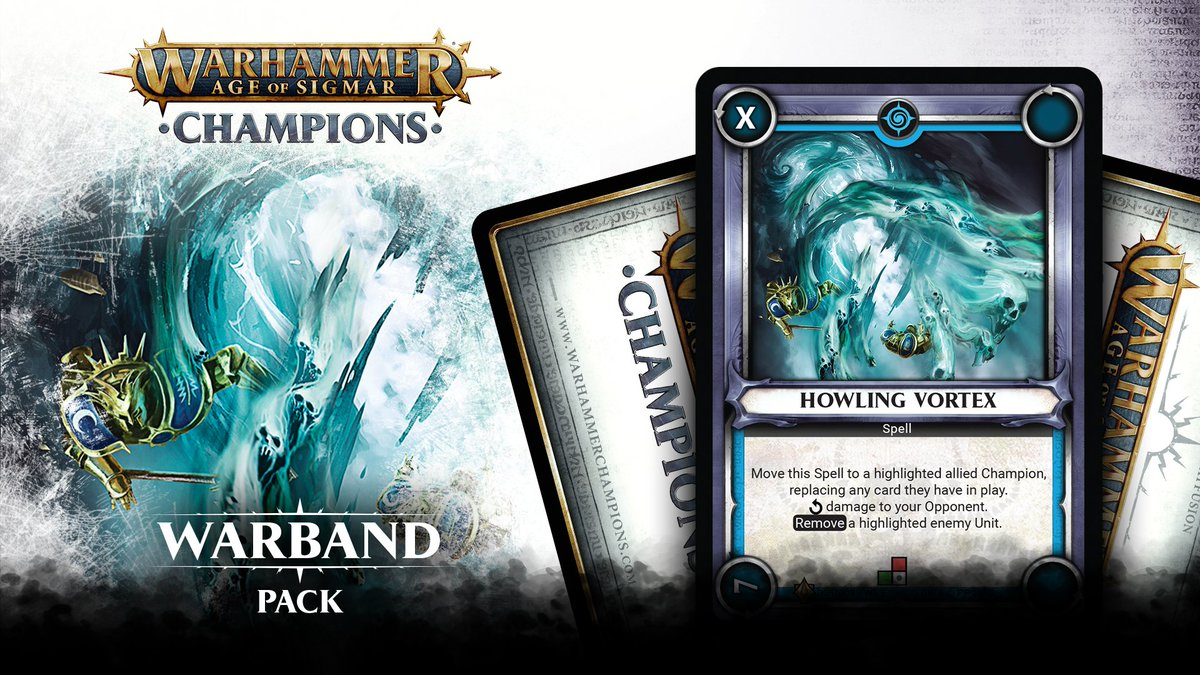 Warhammer Age of Sigmar: Champions on Twitter: