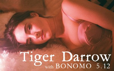 JUST ANNOUNCED: Tiger Darrow (@tigerdarrow) live at The Kessler Sunday, May 12th with special guests Claire Morales and BONOMO!  Tickets on sale now --> http://ow.ly/YWmS30nzKyU   #kesslertheater #oakcliff